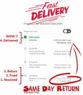 HTC U11 Screen Replacement - Same Day Return To Palm Beach QLD
