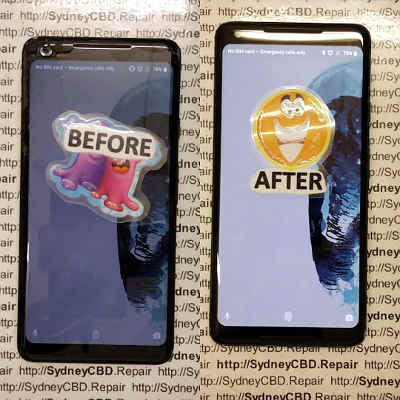 Google Pixel 2 XL Screen Replacement