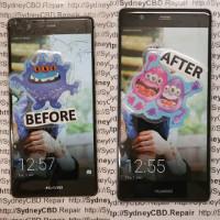 Broken Huawei P9 Screen Replacement