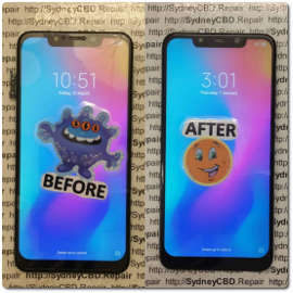 Pocophone Screen Replacement